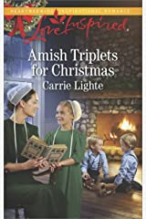Amish Triplets for Christmas: A Fresh-Start Family Romance (Love Inspired) Kindle Edition