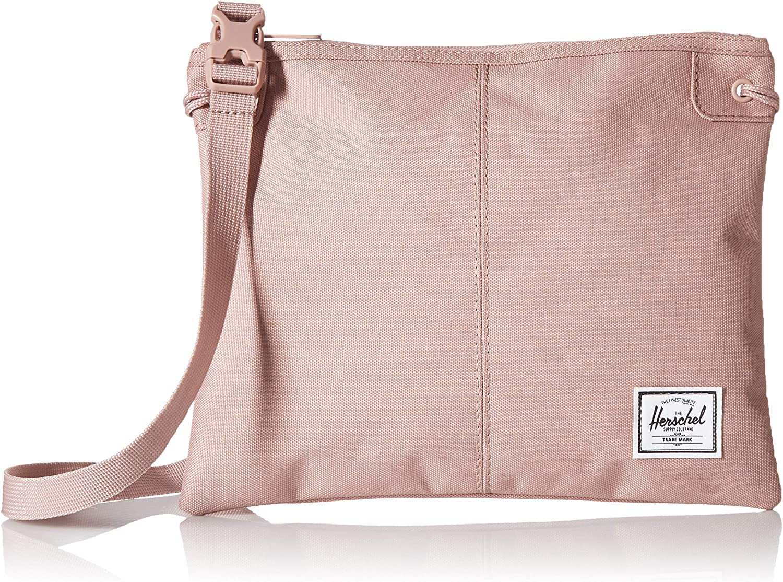 Herschel Alder Cross Body Bag, Ash Rose, One Size