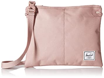 Amazon.com  Herschel Alder Cross Body Bag Ash Rose One Size 18c6bad7ab0a1