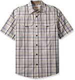 Wrangler Authentics Men's Short Sleeve Canvas Shirt