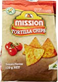 Mission Triangle Yellow Fried Chips, Tomato, 170g