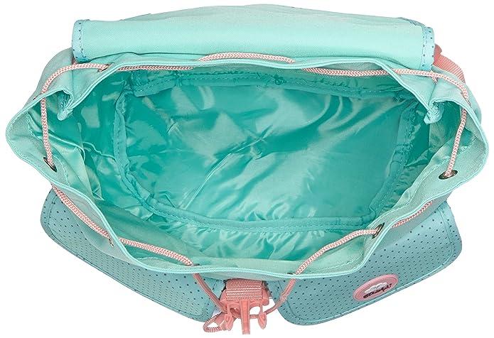 Mr. Wonderful Mochila Tipo Casual con Espalda Acolchada, 15 litros, Color Verde: Amazon.es: Zapatos y complementos