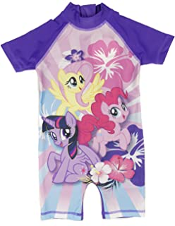 ba6eaa0b02f Girls Character All In One Surf Suit Good Coverage From UV Rays 1.5y To 4