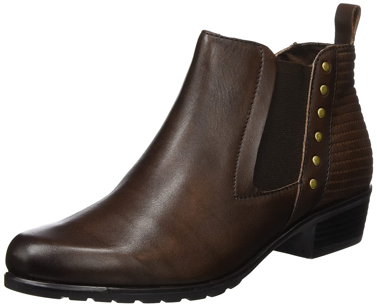 Footwear Womens 25322 Ankle Boots, Red Caprice
