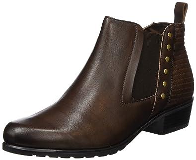 c0dcd1838d1d9 CAPRICE Damen 25322 Chelsea Boots