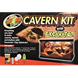 Zoo Med Excavator Cavern Kit