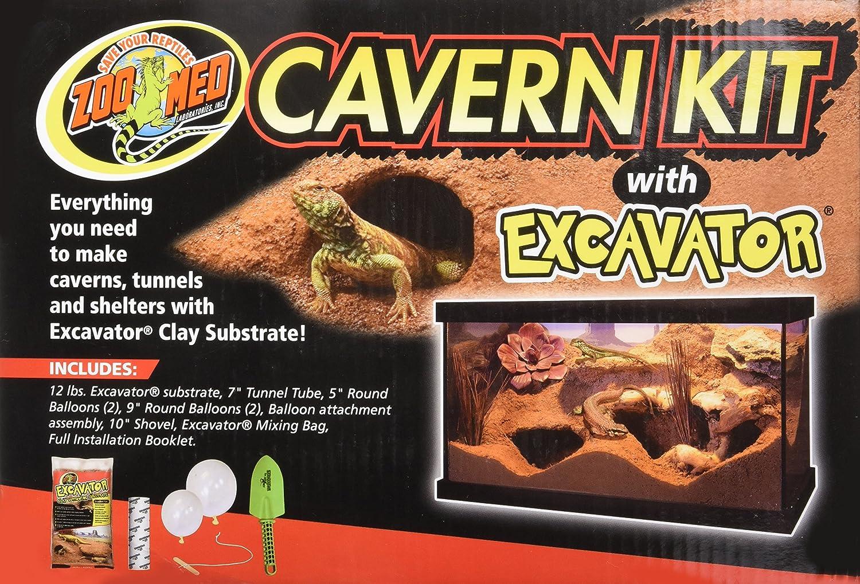 Zoo Med Excavator Cavern Kit 976857