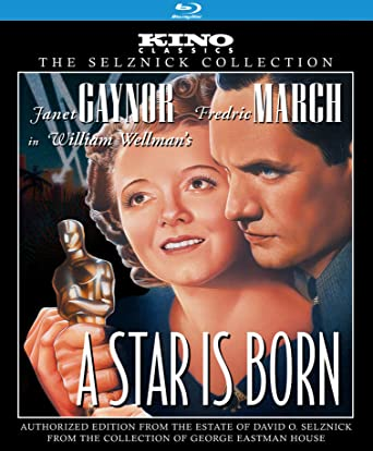 Amazon a star is born kino classics edition blu ray janet a star is born kino classics edition blu ray malvernweather Choice Image