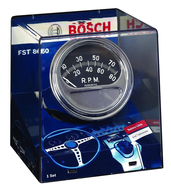 Bosch SP0F000063 3-3//8 Retro Line Tachometer
