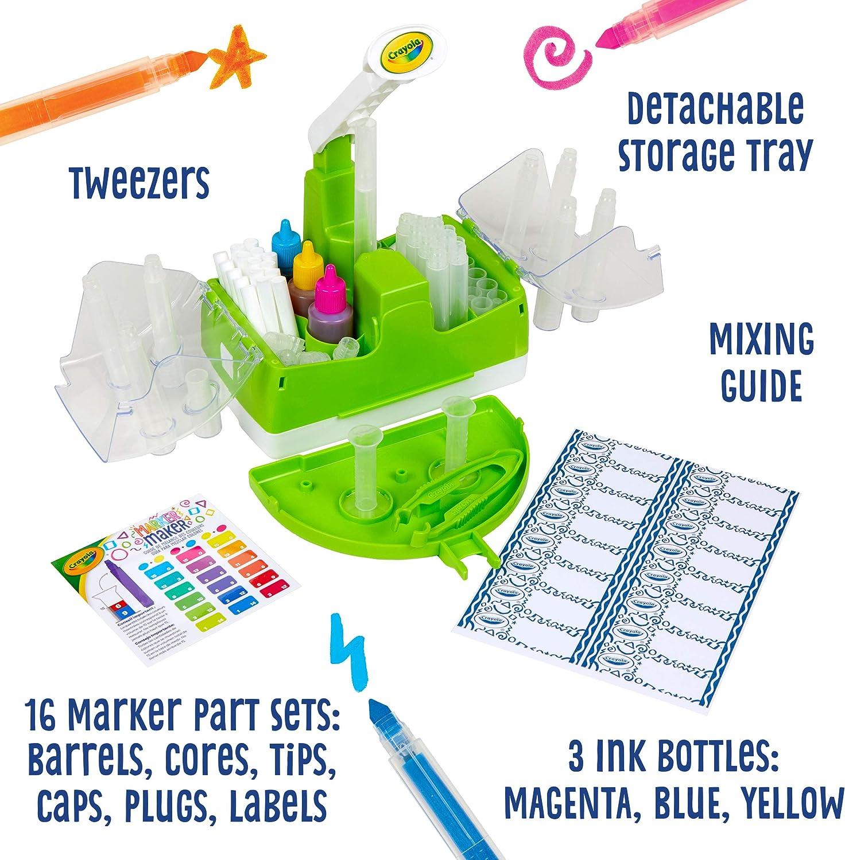 Crayola Marker Maker para hacer marcadores