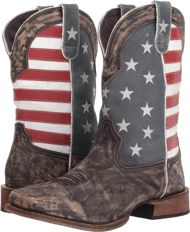 Roper Mens America Western Boot