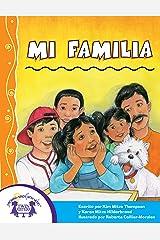 Mi Familia (Dual Language) (Spanish Edition) Kindle Edition
