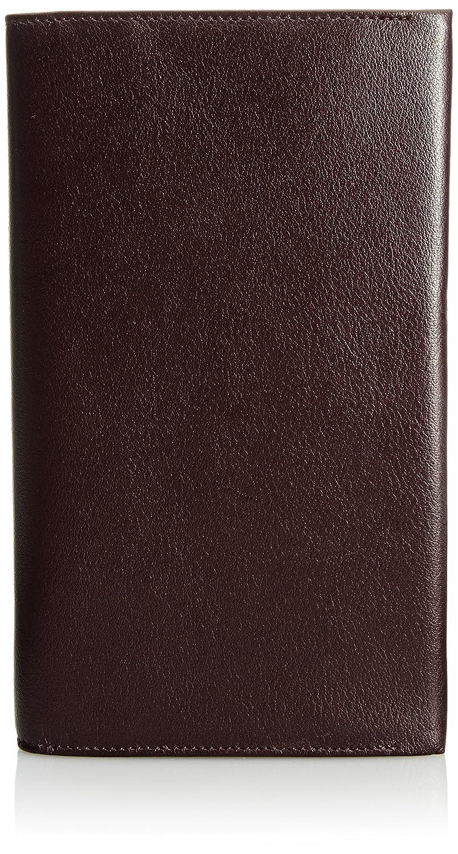 [ゲッペル] Goeppel G-Bull カードケース/長財布/カードポケット50枚分/通帳パスポートケース/多機能型収納ケース(7-1038-93) B00N7B8DWG  バーガンディ
