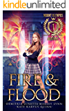 Fire & Flood (Mount Olympus Academy Book 1)