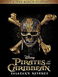 Pirates of the Caribbean: Salazar's Revenge (Plus Bonus Features)