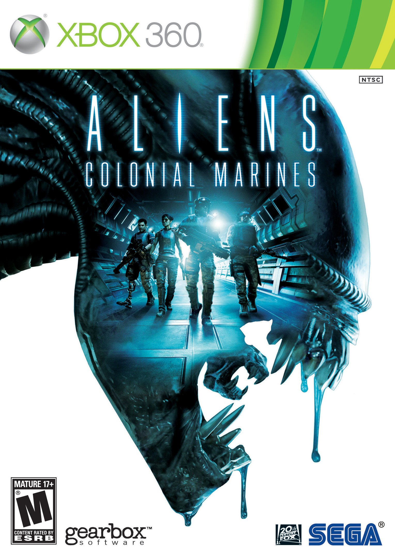 Aliens Colonial Marines Xbox360-Complex