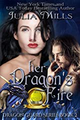 Her Dragon's Fire (Dragon Guard Series Book 2) Kindle Edition