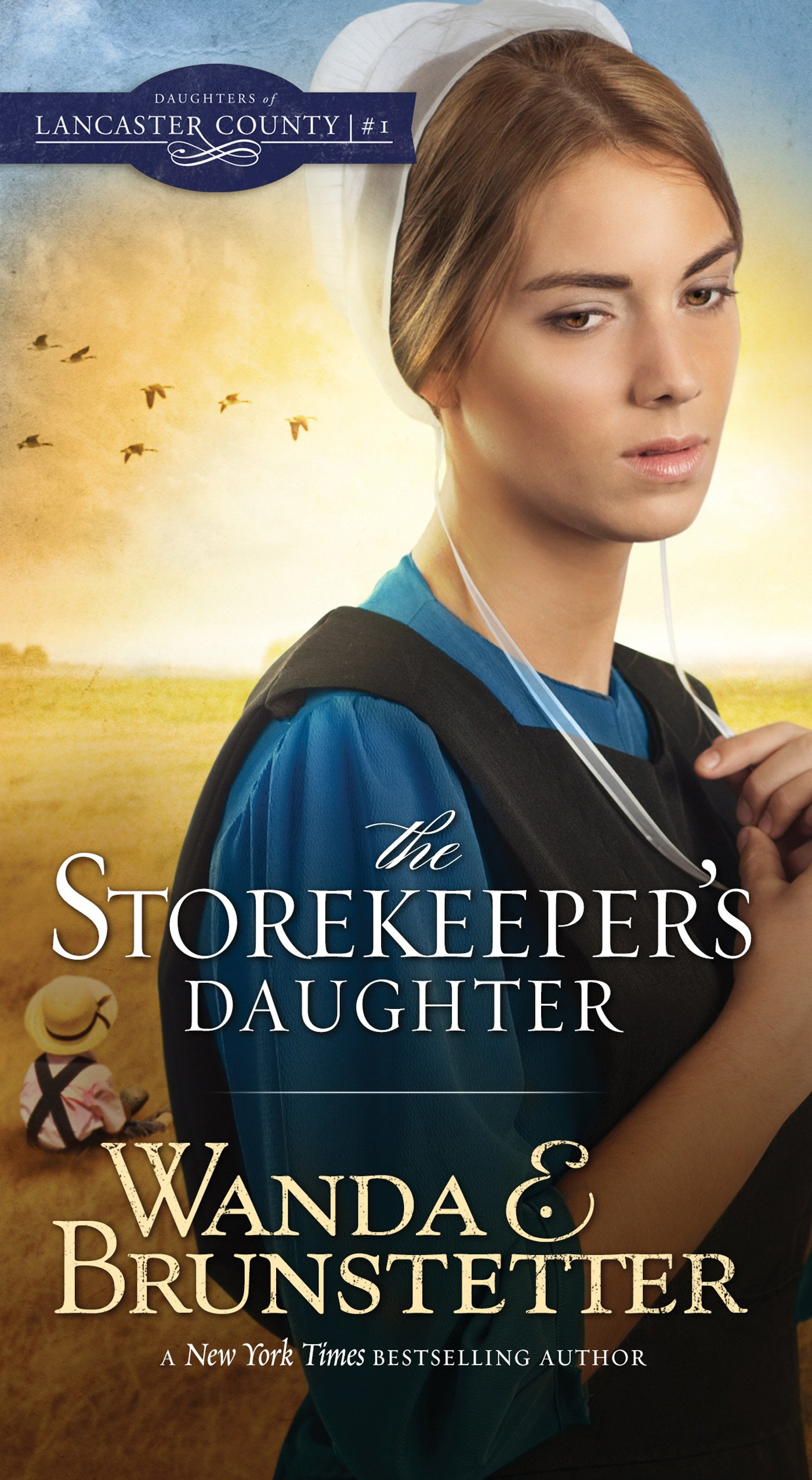The Storekeeper's Daughter (Daughters of Lancaster County): Wanda E.  Brunstetter: 9781630588854: Amazon.com: Books