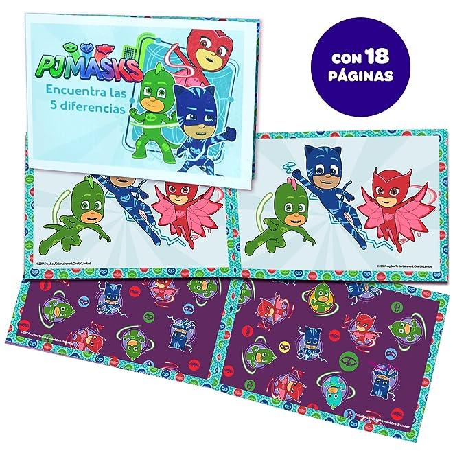 Pj Mask - Set multiactividades (Cife Spain 41107): Amazon.es: Juguetes y juegos