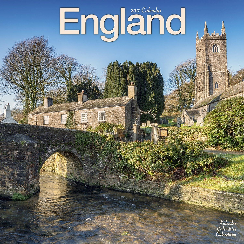 England Calendar Calendars Photo Avonside product image