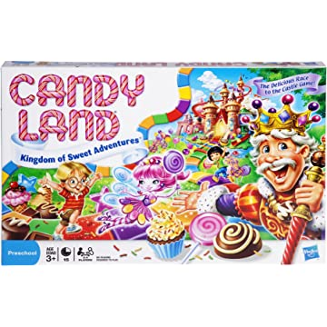 Candy Land World of Sweets
