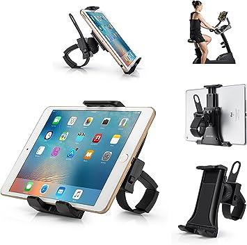 AboveTEK bicicleta todo en uno Soporte para iPad / iPhone Soporte ...