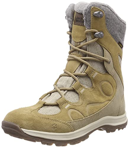 3089b1ace4 Jack Wolfskin Women's Thunder Bay Texapore High W Rise Hiking Shoes, Beige  (Sandstone 5101