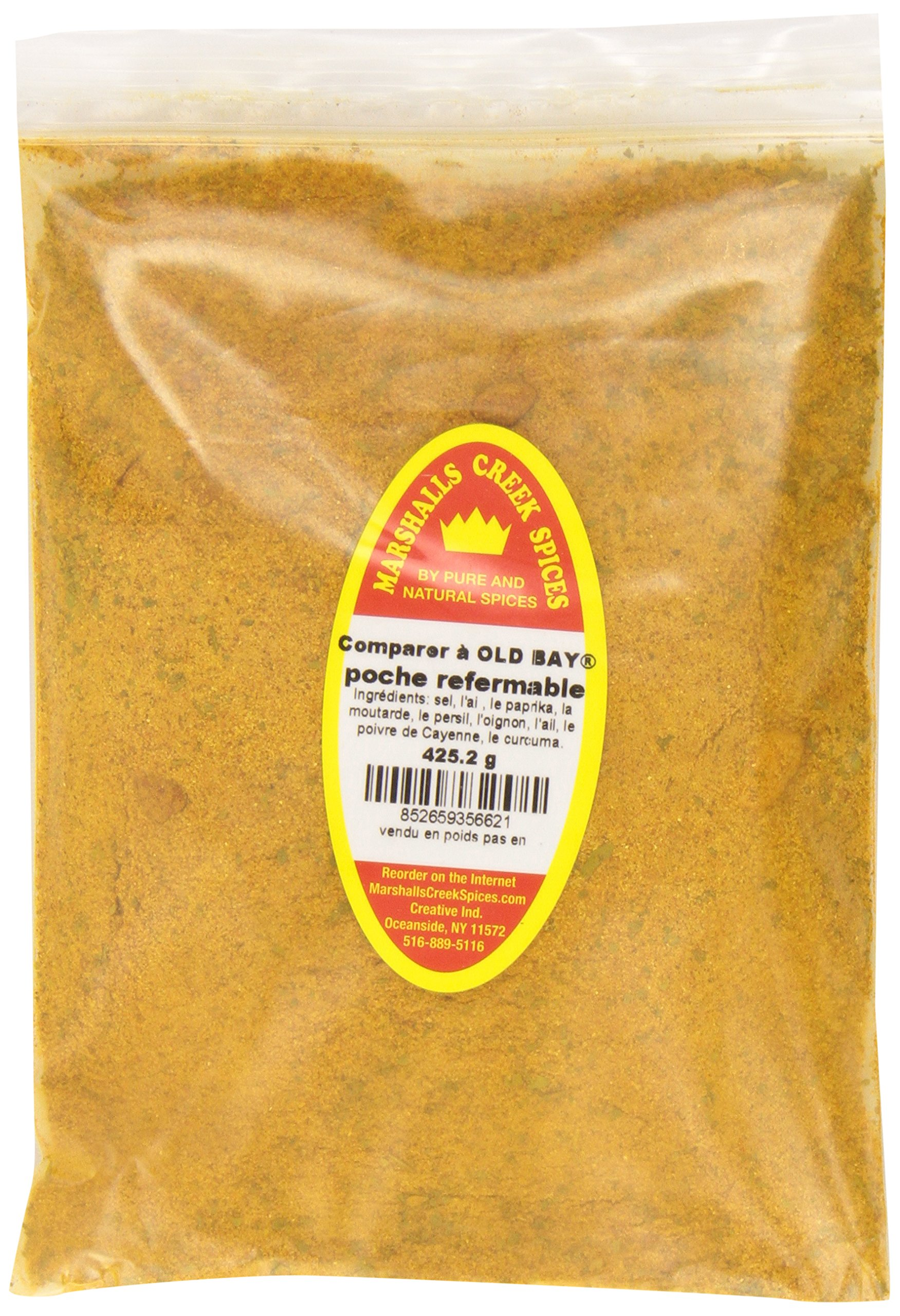 Marshalls Creek Spices Old Bay Seasoning Refill, 18 Ounce (Pack of 12) by Marshall's Creek Spices (Image #2)