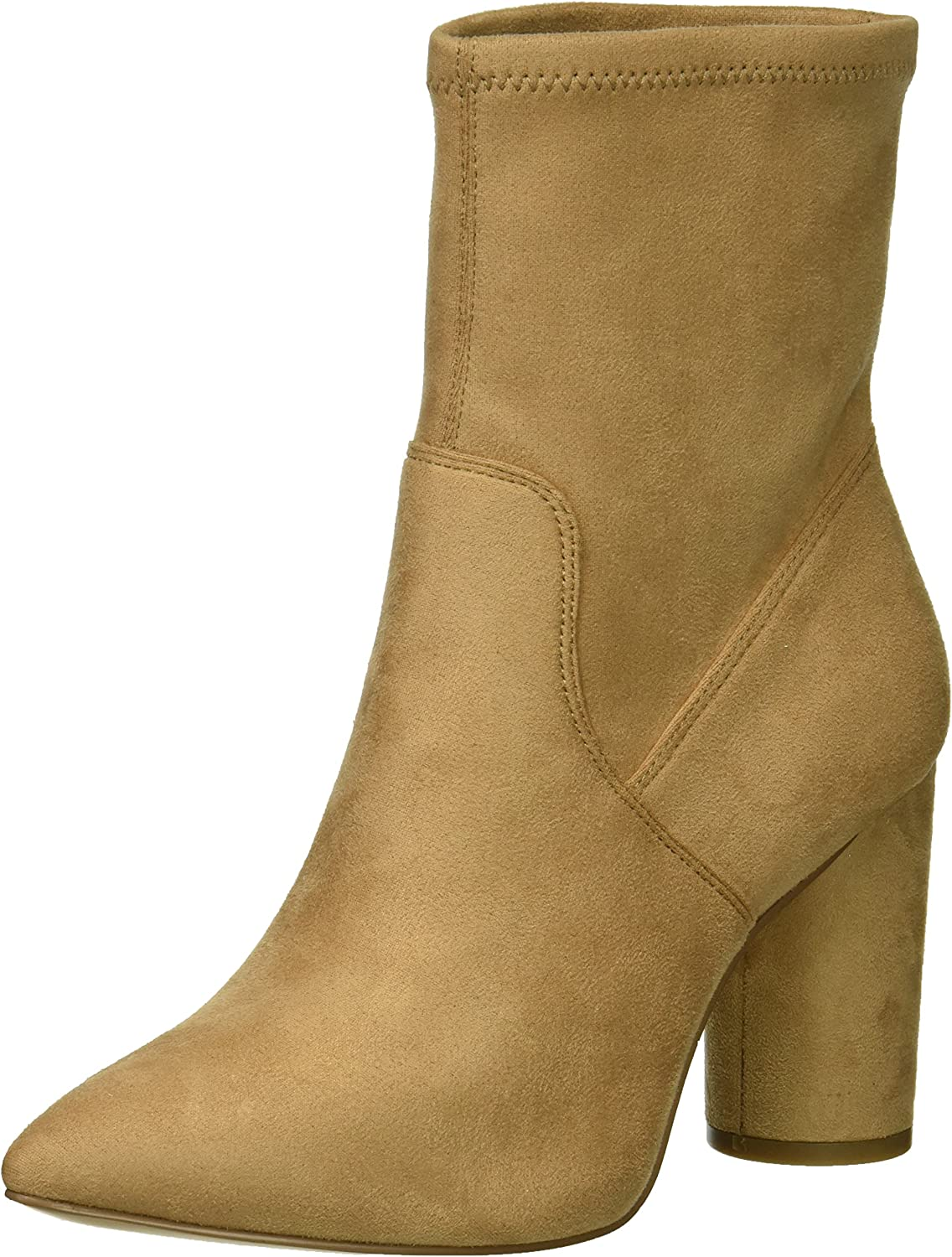 ally pointy toe dress booties