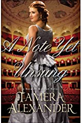 A Note Yet Unsung (A Belmont Mansion Novel Book #3) Kindle Edition