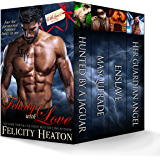 From Felicity With Love: Four Hot Paranormal Romance Books in One