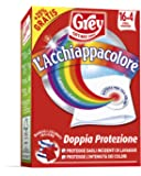 Grey - Acchiappacolore 16+4 Fogli