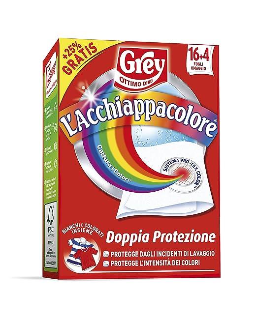 36 opinioni per Grey- Acchiappacolore- 3 confezioni da 20 foglietti [60 foglietti]