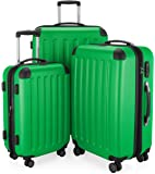 HAUPTSTADTKOFFER Spree Luggages Set Suitcase Set Hardside Spinner Trolley Expandable(20', 24' & 28') TSA Applegreen