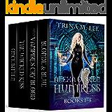 Alexa O'Brien Huntress Books 1-4 Box Set (Alexa O'Brien Huntress Box Sets Book 1)