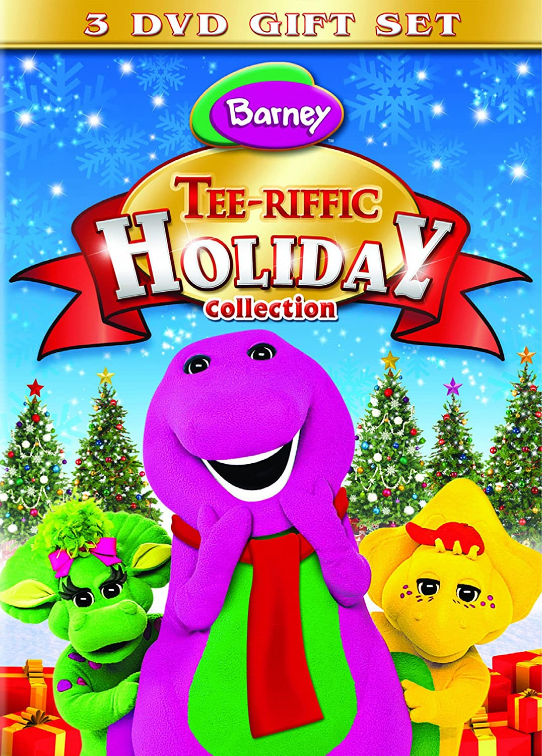Barney Night Before Christmas Dvd Ebay 41928 | LOADTVE