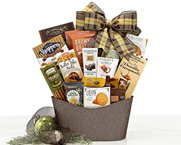 Image Unavailable  sc 1 st  Amazon.com & Amazon.com : Signature Goa and Sweets Chocolate Gift Basket by ...