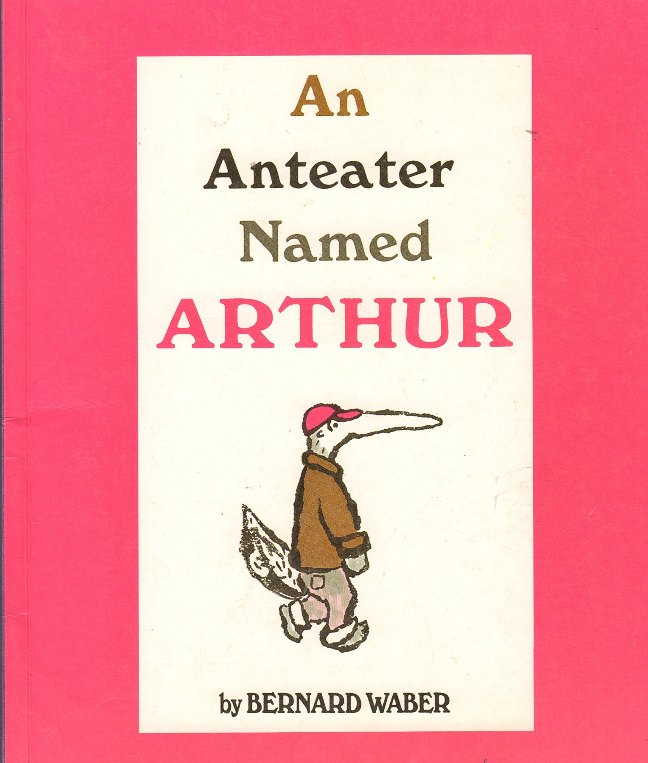 an anteater named arthur