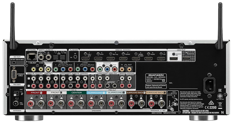 Amplificatore Marantz SR5010