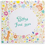 Baby Memory Book by Petite Pro: 1st 3 Years Unisex Record Journal Album Book