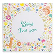 Baby Memory Book & Journal for Boy & Girl by Petite Pro: 1st 3 Years Record book