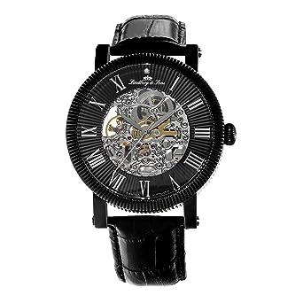 Amazon.com: Lindberg & Sons SK14H021 - Reloj automático para ...