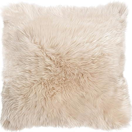 24 x 24 Single-Sided Australian Sheepskin Pillow