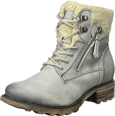 Tamaris Damen 26050 Combat Boots