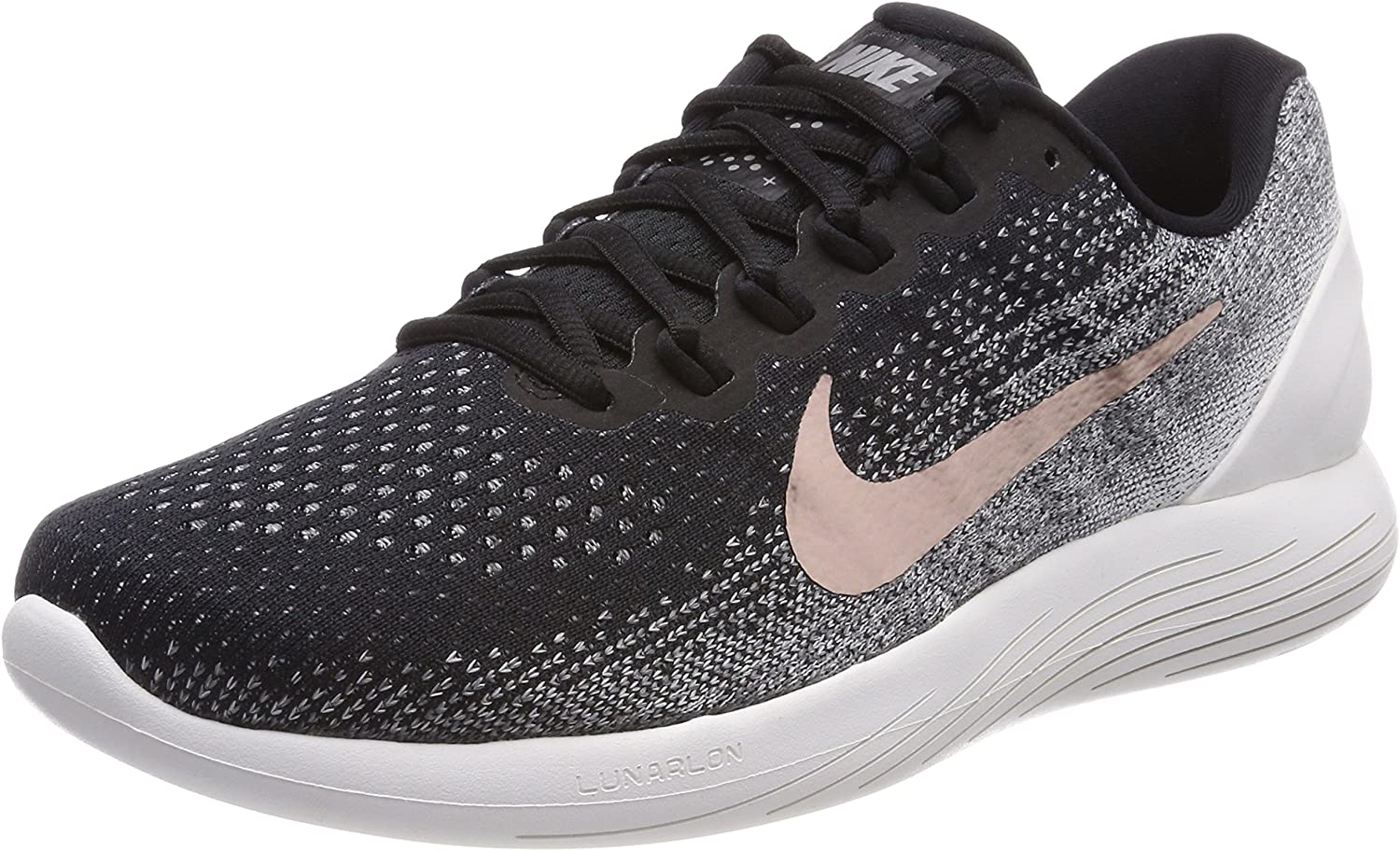 Usual Forzado compañero  Nike Men's Lunarglide 9 X-plore Competition Running Shoes: Amazon.co.uk:  Shoes & Bags