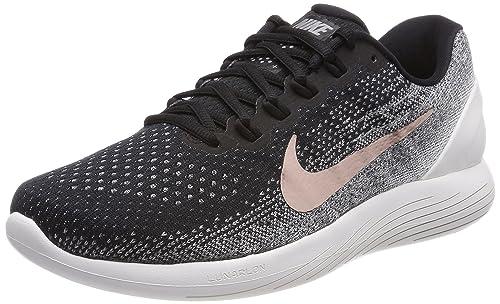 fc07d58f49e5f Nike Men's Lunarglide 9, BLACK/ANTHRACITE-VOLT: Nike: Amazon.ca ...