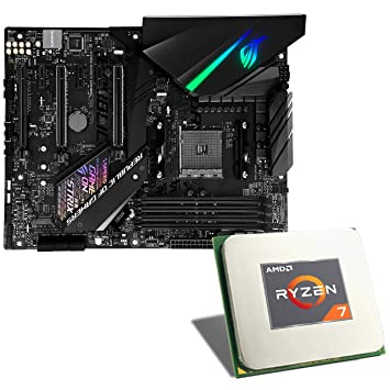 CSL-Computer AMD ryzen 7 2700 x/ASUS ROG Strix X370 de F ...