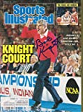 Bob Knight Signed Autographed Sports Illustrated