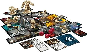 Asmodee – Doom: El Juego de Bandeja, ffdoom01, no precisa: Amazon.es: Juguetes y juegos
