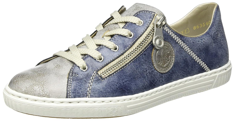 Rieker Womens L.Sneaker Grey//Jeans